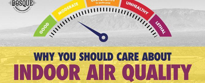 indoor air quality Albuquerque, NM