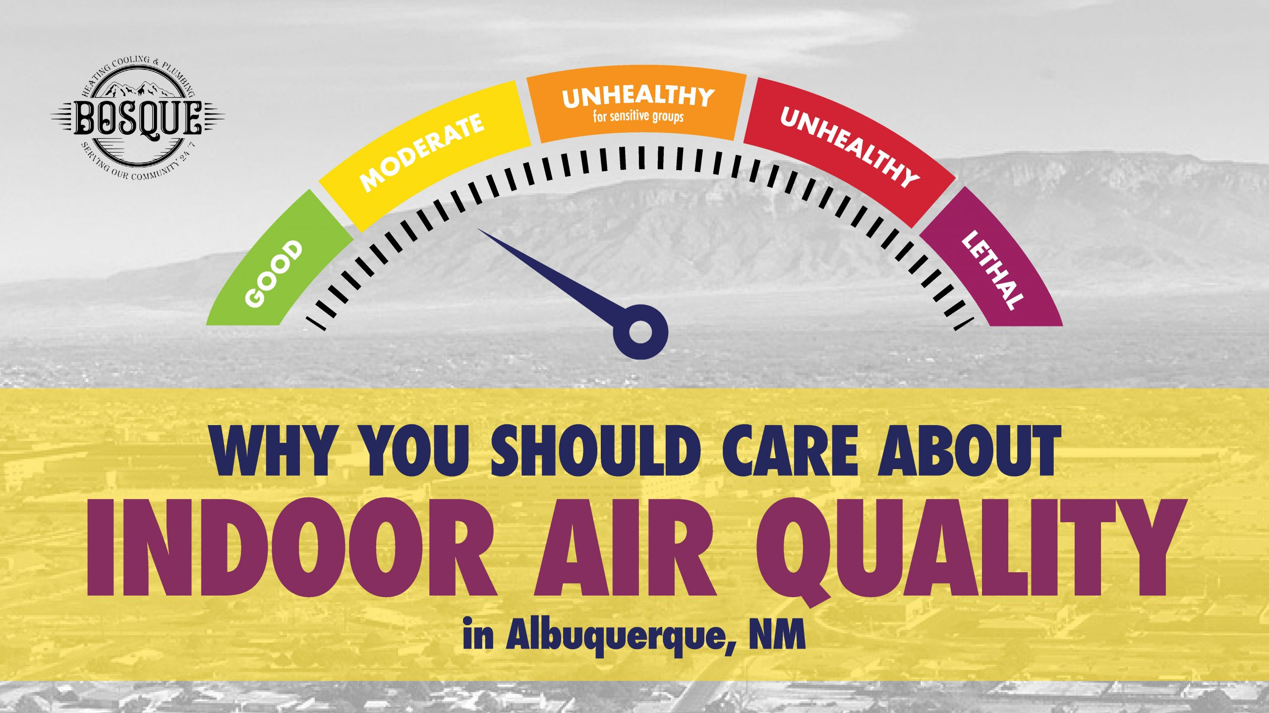 indoor air quality Albuquerque, NM