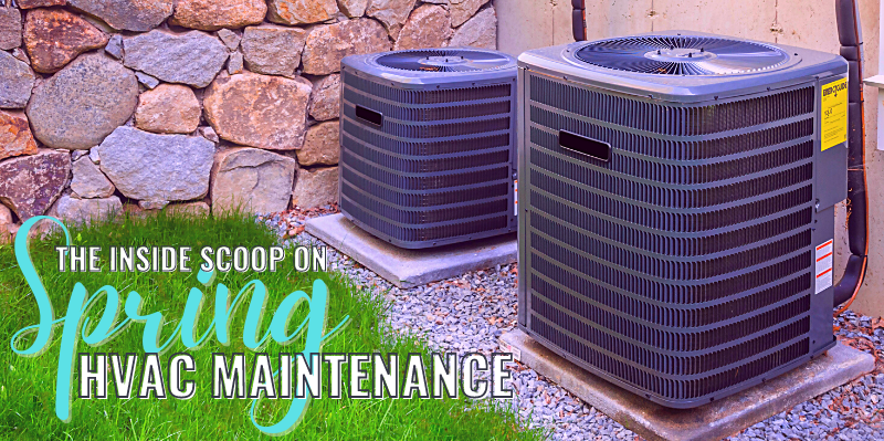 spring HVAC maintenance Albuquerque