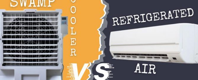 Thumbnail of Bosque Blog Swamp Cooler or Refrigerated air